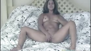 Rimmed and fingered amateur babe in retro porn rides Ed Powers