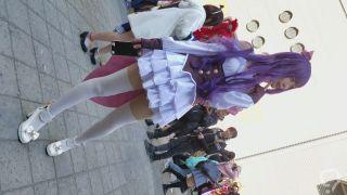 chinese cosplay girl
