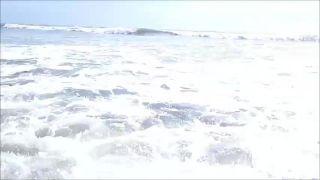 Beach Bikini Cumshot