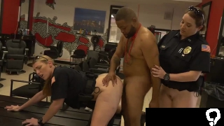 Black thugs jerking off Robbery Suspect Apprehended