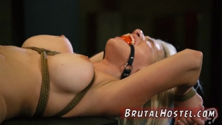 Blonde dominates pathetic man Bigbreasted blonde sweetie Cristi Ann is on vacation