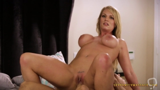 Blondie loves big dick
