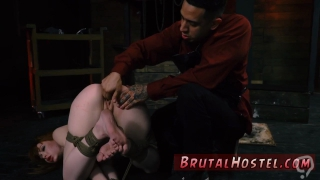 Blowjob cum swallow hd Soon after arriving at Hostel Bruno the Innkeeper exposes real the