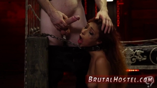 Bondage table anal first time Poor little Jade Jantzen she just dreamed to have a joy