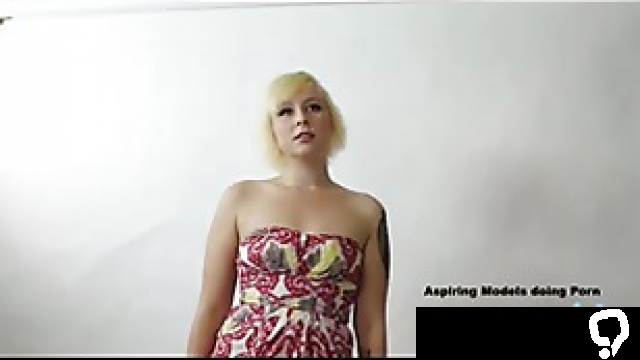 BLONDE ASS FUCKED AT REHEARSAL CASTING AUDITION