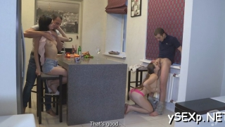 bright orgasms during group sex video