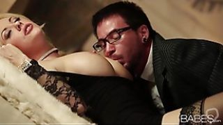 Courtney Taylor celebrates new year with a passionate sex session