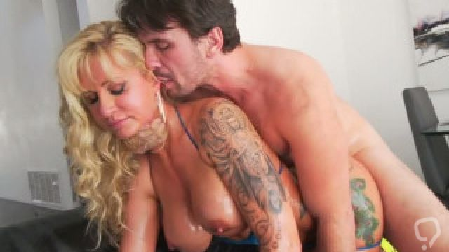 Ryan Conner   Inked   Oiled Assfuck