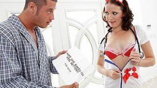 Danny Dreams of Sexy Nurse Hailey Young Part 1