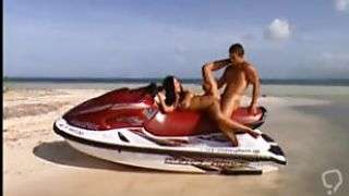 Fantastic Beach Sex