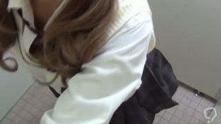 Cute Asian Teen Schoolgirl Toilet Pissing Spycam