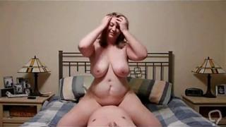 CGS - CHUBBY WIFE MOUNTING FUN