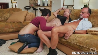 Daddy teaches playmate cronys daughter how to wrestle More 200 years of manmeat for