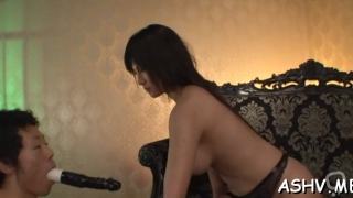 Delightful floozy kotori hanagara with curvy tits adores sex