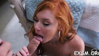enjoy the stunning sex session clip