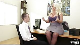 Alura Jenson A Blonde Milf Being Fucked By Her Employee