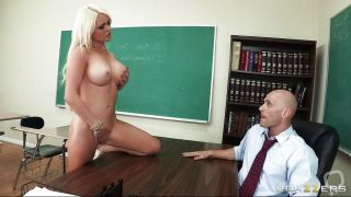 Hot Schoolgirl Makes Her Dream A Reality