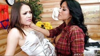 Brunette Punishing Dirty Talking Slut