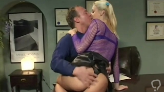 Fascinating holly gets groped and fucked