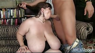 Big breasted Lexxxi Luxe gets fucked from behind