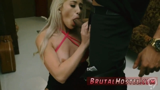 Foot fetish orgy and tall woman dominates small Bigbreasted blond bombshell Cristi Ann