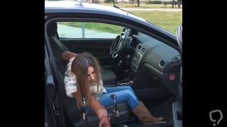 Paraplegic car transfer
