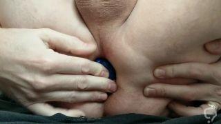 stress balls in ass