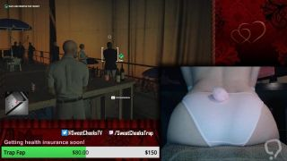 Sweet Cheeks Plays Hitman