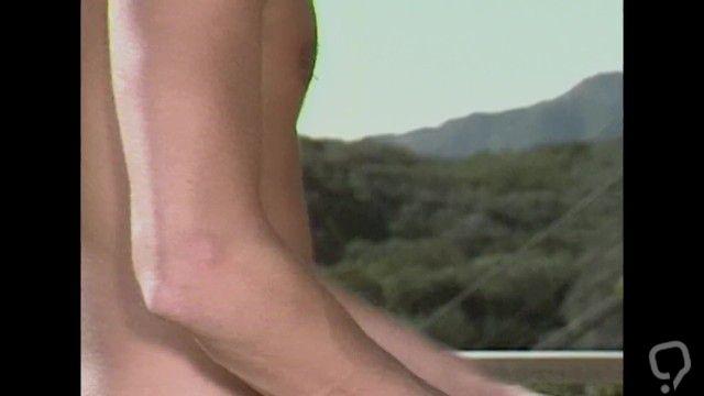 Cumming Between Her Sexy Tits