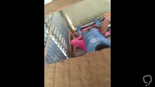 Hide camera viral MMS sex video