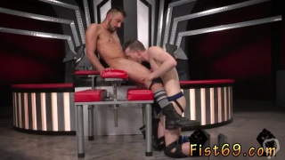 Arab gay twink fisting the guy Starting from the bottom of Aidens boot Axel slurps his
