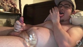 I'm Such a Cumslut! Multiple Continuous Male Orgasms! I Cum 4 Times! Mmmm