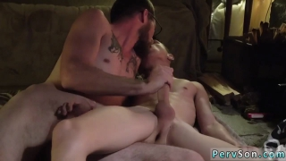 Boy twink thigh and mexican to gay porn Dad Family Cabin Retreat