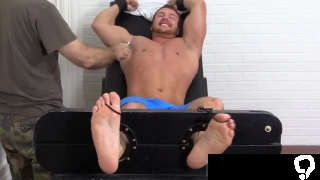 Classic male group gay porn and free foreign video Wrestler Frey Finally Tickled