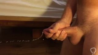 massive slow motion cumshot