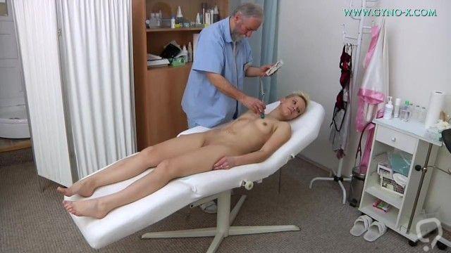 Gyno Examionation Jenie Sky