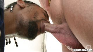 Black Guy Being Offered Money To Give A Blowjob