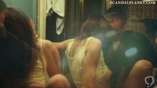 Josephine Decker Sex Scene from 'Flames' On ScandalPlanet.Com