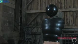 Inflatable bondage torture