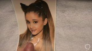 Spermatribute: Ariana Grande -Butera (Cat Valentine)