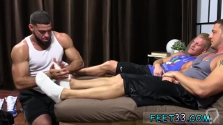 Fisting foot gay man xxx Ricky  To Worship Johnny  Joey