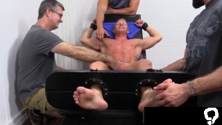 Gay anal only porn Johnny Gets Tickled Naked