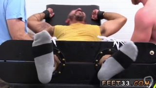 Gay double anal sex Alessio Revenge Tickled