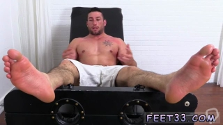 Gay foot movieture first time Casey More Jerked  Tickled