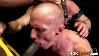 Gay hunks asses eaten