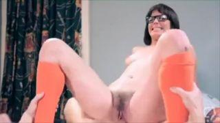 Velma and Daphne get fucked hard (scooby doo)