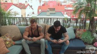 Gay men from Madrid