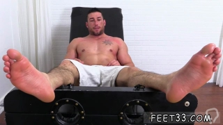 Gay sex male zone video Casey More Jerked  Tickled