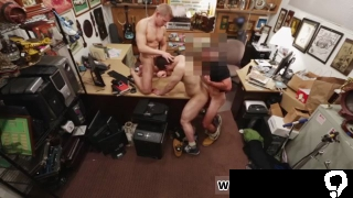 Gay twink bosss brothers give each blowjobs He sells his tight rump for cash