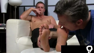 Hot and gay sexy couple wallpaper xxx Scott Has A New Foot Slave
